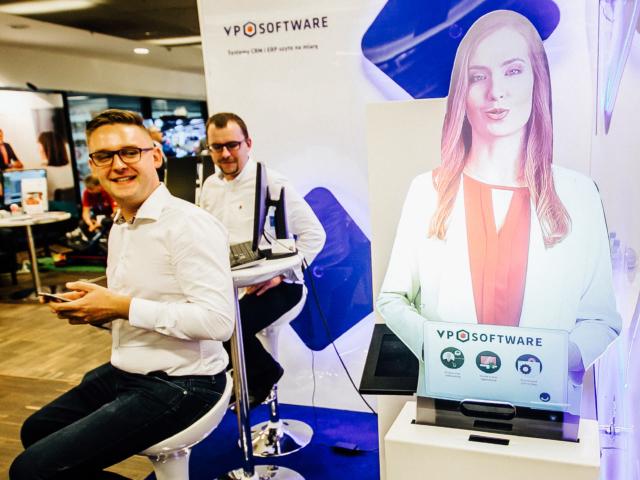 wirtualna postać 3d, targi, holohostess, FutureExpo,