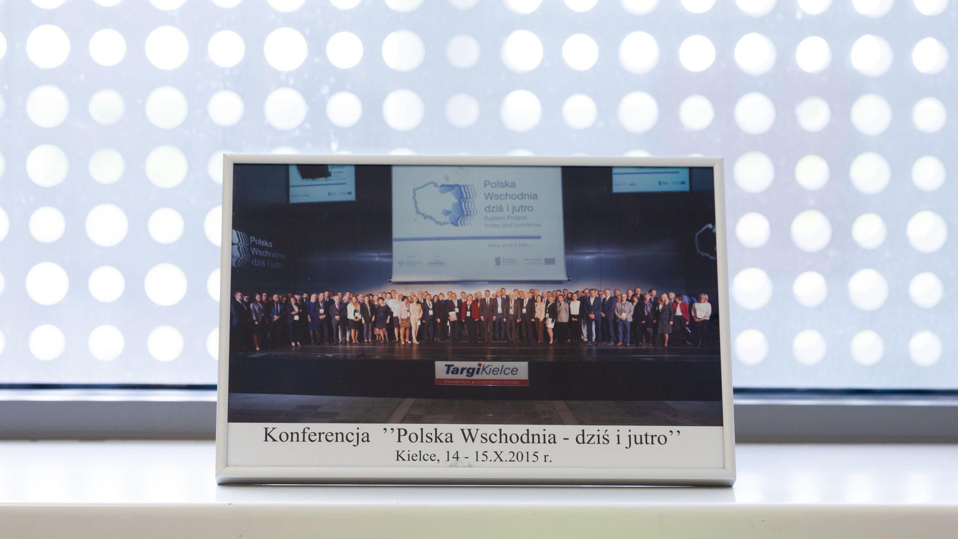 Konferencja, wyróżnienie, polska wschodnia dziś i jutro